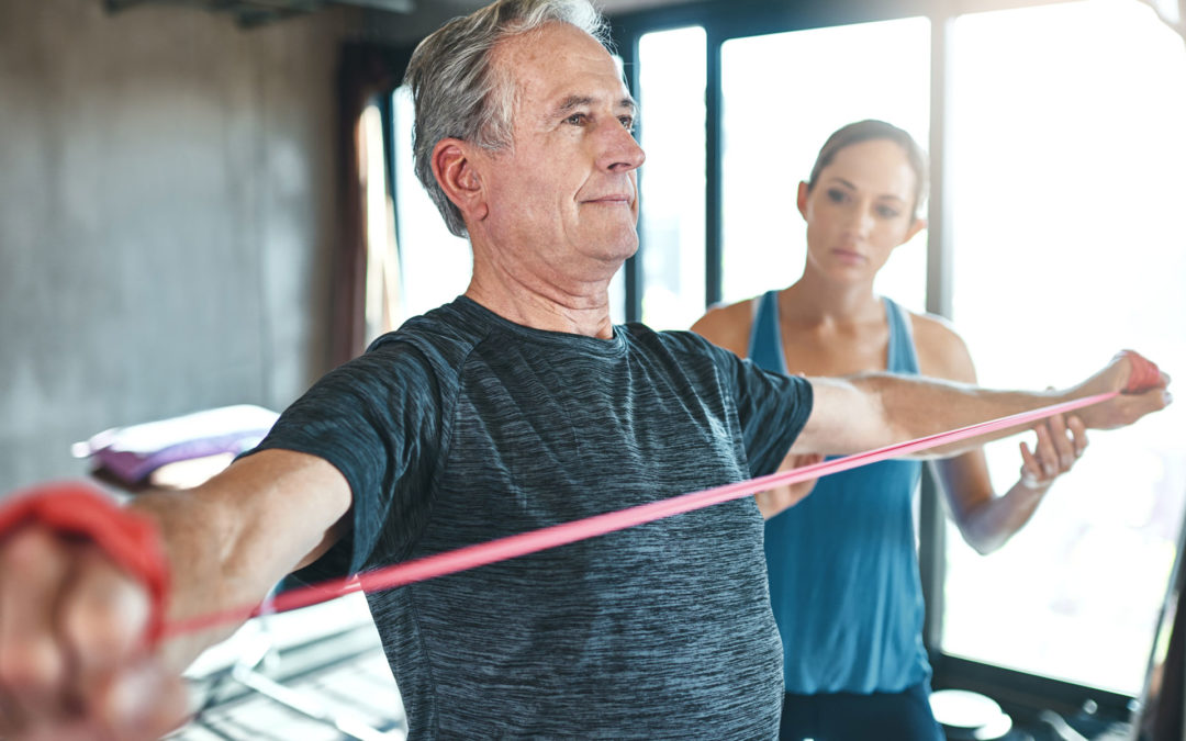 Physical Therapy Treats More Than Just Injuries