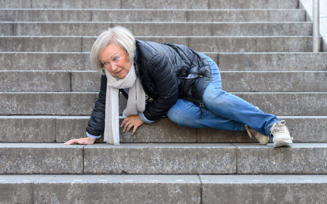 The Danger of Falls and How to Prevent Them